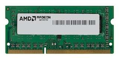 Память AMD DDR3 1600 4GB SO-DIMM, 1.35V, BULK