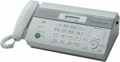 Факс Panasonic KX-FT988UA-W White (термобумага)