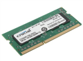 Память для ноутбука Micron Crucial DDR3 1600 2GB 1.35V/1.5V CL11 Single Rank