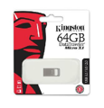 Накопитель USB 3.1 Kingston DT Micro 3.1 64GB Metal Silver