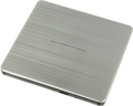 Привод Hitachi-LG GP60NS60 DVD+-R/RW USB2.0 EXT Ret Ultra Slim Silver
