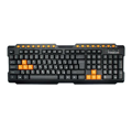 Клавиатура FrimeCom FC-158-USB BLACK+ORANGE