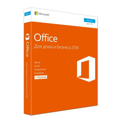 Microsoft Office Home and Business 2016 32/64 Ukrainian DVD P2 (T5D-02734)