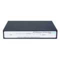 Коммутатор HPE 1420 8G Switch, Unmanaged, 8xGE ports, L2, LT Warranty (JH329A)