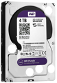 Жесткий диск WD 3.5 SATA 3.0 4TB IntelliPower 64Mb Cache Purple