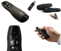 Пульт Logitech Wireless Presenter R400 (910-001356)