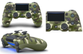 Геймпад беспроводной SONY PlayStation Dualshock v2 Green Cammo (9895152)