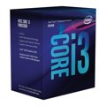 Процессор Core i3 8100 3.6GHz (6MB, Coffee Lake, 65W, S1151) Box (BX80684I38100)