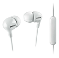 Наушники Philips SHE3555WT Mic White