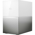 Сетевое хранилище (NAS) WD My Cloud Home Duo 4Tb (WDBMUT0040JWT-EESN)
