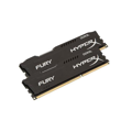 Модуль памяти DDR3 2x4GB/1600 1,35V Kingston HyperX Fury Black (HX316LC10FBK2/8)