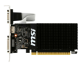 Видеокарта MSI GeForce GT710 2GB DDR3 64bit low profile silent