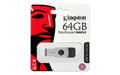 Накопитель Kingston 64GB USB 3.1 Swivl