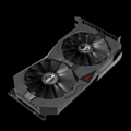 Видеокарта ASUS GeForce GTX1650 4GB DDR5 STRIX GAMING