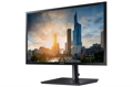 "Монитор LED LCD Samsung 27"" S27H650F FHD 5ms, D-Sub, HDMI, DP, PLS, HP, USB Hub, Black, Pivot"