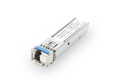 Модуль DIGITUS SFP 1.25 Gbps, SM 20km, LC Simplex, 1000Base-LX, Tx1310nm/Rx1550nm, HP-compatible
